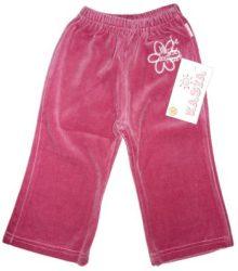 Plüss rózsaszín nadrág