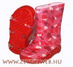 SZUWAREK pink 2 gumicsizma b.n.