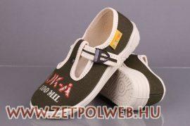 BARTEK-ZÖLD pantofi copii