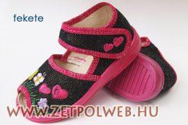 BASIA FEKETE gyerekcipő