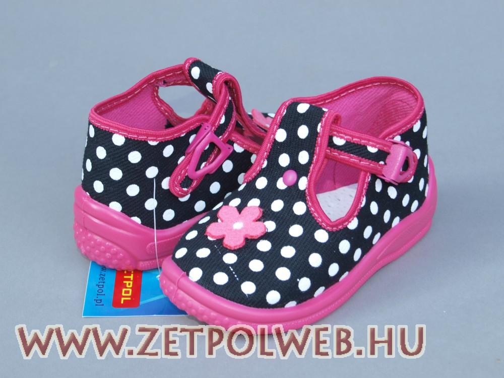 95c8d79c94 DARIA 5015F-virág gyerekcipő - Gyerekcipő webáruház lengyel ...