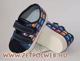 ERYK 3455 autós gyerekcipő