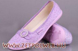 JUSTYNA-LILA pantofi copii