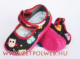 MARLENA-FLOWERS pantofi copii