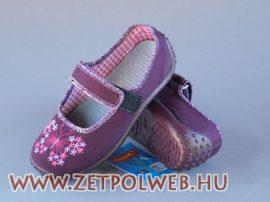 MARYSIA PADLIZSÁN/VIRÁGOS gyerekcipő