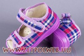 OLIWIA LILA/KOCKÁS gyerekcipő