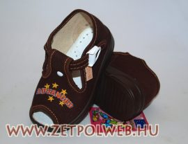 PAULINA barna/barna gyerekcipő
