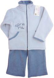 FY Polár kék gyerek melegítő
