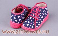 ZOSIA fűzős gyerekcipő
